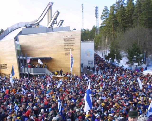Ski VM Lathi